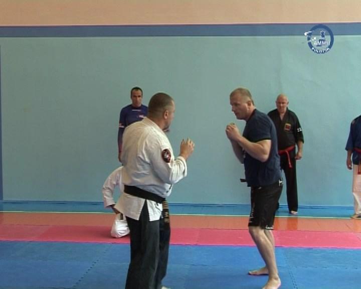 В Новополоцке прошёл аттестационный сбор Белорусской молодёжной федерации каратэ-до