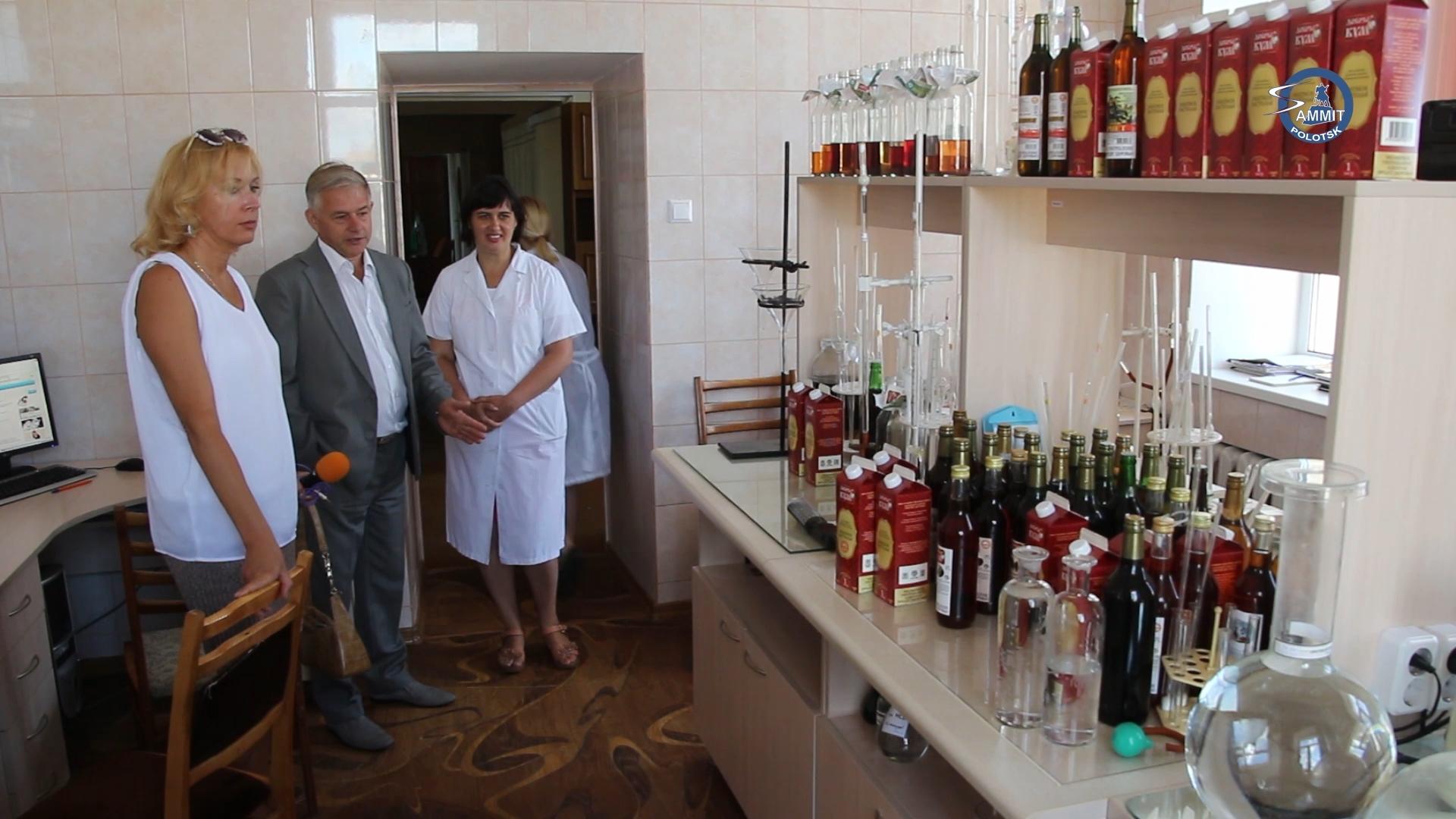 Полоцким винзаводом заинтересовались молдавские инвесторы