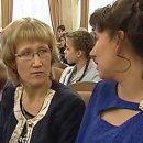В Витебском облисполкоме представительницам Полотчины вручили госнаграды