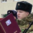 Новобранцы Полоцкого погранотряда приняли Военную присягу