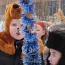 В 5-й школе Новополоцка прошли Колядки