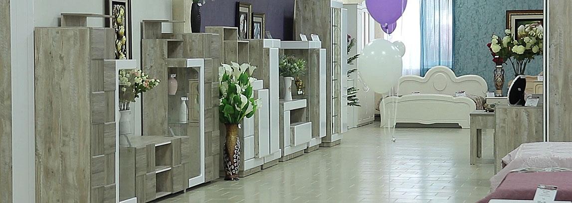 В Новополоцке открылась Галерея мебели Калинковичского мебельного комбината