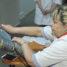 «Цифры здоровья»: в Полоцкой поликлинике всем желающим измеряли давление