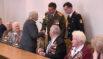 Ветеранам Полотчины вручили юбилейные медали «100 лет Вооружённым Силам Республики Беларусь»