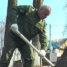 Руководители Витебского облисполкома благоустраивали мемориальный комплекс в Россонах