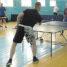 В Полоцке прошёл чемпионат по настольному теннису