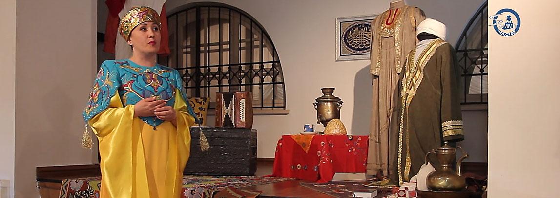 В Полоцке открылась выставка «Многоцветие татарской национальной культуры»