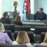 Встреча Молодёжного совета областного объединения профсоюзов прошла в Полоцке