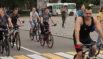 БРСМ организовал велопробег в Полоцке