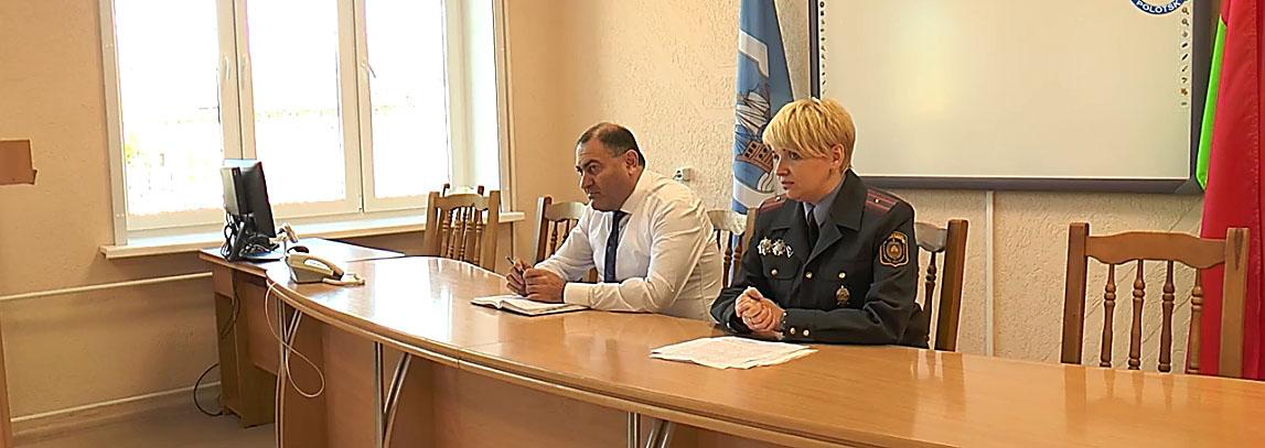 В Полоцком районе предупредили иностранцев, совершивших правонарушения