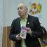 В Полоцке прошла встреча с писателем Валерием Квилорией