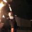 В Полоцке прошёл фестиваль огня и света «Вместе Зажигаем»
