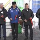 Состоялось открытие нефтепродуктопровода Новополоцк-Фаниполь