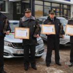 Полоцкий РОВД второй год подряд признан лучшим в области