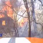 С начала года на пожарах в Полоцке и районе погибли уже семь человек