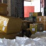 Перчатки, аксессуары для волос, указатели поворотов. Более 50 тысяч единиц товара пытались незаконно ввезти в Беларусь