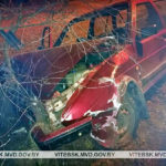 Пьяная компания полочан угнала чужой автомобиль. Видео преследования