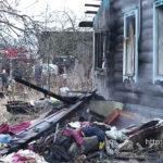 Три человека погибли на пожарах в Полоцком районе 10 и 11 декабря