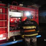 Сделать Новый год безопасным. Полоцкие спасатели рассказали о недавних происшествиях и напомнили правила пожарной безопасности