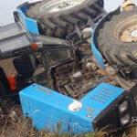 В Азино мужчина угнал трактор — хотел съездить за добавкой, но что-то пошло не так